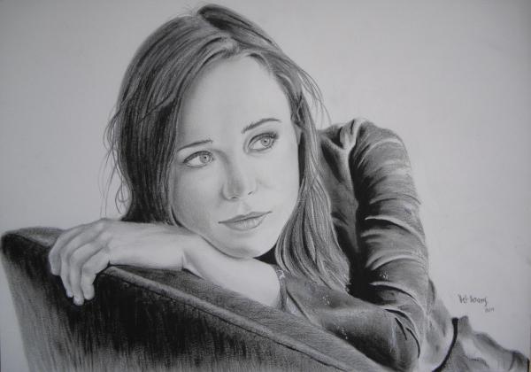 Ellen Page by Noir